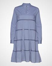 Sofie Schnoor Dress Knelang Kjole Blå SOFIE SCHNOOR