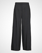Esprit Collection Pants Woven Vide Bukser Svart ESPRIT COLLECTION