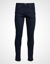 Selected Homme Slhslim-Leon 6155 Blubl Su-St Jns W Noos Slim Jeans Blå SELECTED HOMME