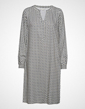 Signal Dress Knelang Kjole Multi/mønstret SIGNAL