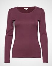 Signal T-Shirt/Top T-shirts & Tops Long-sleeved Rød SIGNAL