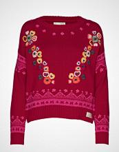 Odd Molly My Dear Sweater Strikket Genser Rosa ODD MOLLY