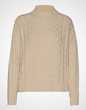 Weekend Max Mara Origano Strikket Genser Beige WEEKEND MAX MARA