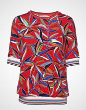 Betty Barclay Shirt Short 1/2 Sleeve T-shirts & Tops Short-sleeved Multi/mønstret BETTY BARCLAY