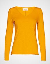 American Vintage Sonoma T-shirts & Tops Long-sleeved Gul AMERICAN VINTAGE