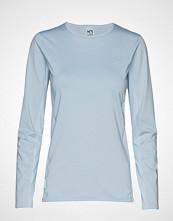 Kari Traa Nora Ls T-shirts & Tops Short-sleeved Blå KARI TRAA