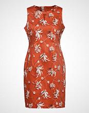 Taifun Dress Woven Fabric Kort Kjole Oransje TAIFUN