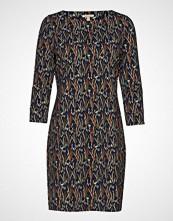 Barbour Barbour Exmoor Dress Knelang Kjole Blå BARBOUR