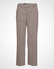 Morris Lady Arwen Checked Trousers Vide Bukser Multi/mønstret MORRIS LADY