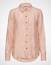 Stine Goya Maxwell, 524 Silk Devore Langermet Skjorte STINE GOYA