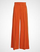 InWear Abra Wide Pant Vide Bukser Oransje INWEAR