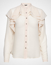Marciano by GUESS Allura Blouse Bluse Langermet Creme MARCIANO BY GUESS