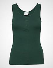 Gestuz Rollagz Tank Top T-shirts & Tops Sleeveless Grønn GESTUZ