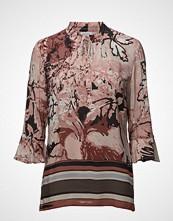 Gerry Weber Blouse 3/4-Sleeve Bluse Langermet Rosa GERRY WEBER