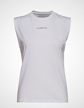 Ivyrevel Boxy Top T-shirts & Tops Sleeveless Hvit IVYREVEL