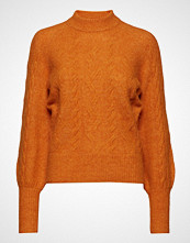 Notes du Nord Jean Blouse Høyhalset Pologenser Oransje NOTES DU NORD