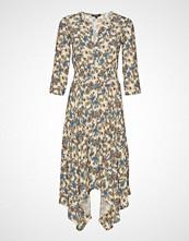Desigual Vest Dami Knelang Kjole Multi/mønstret DESIGUAL