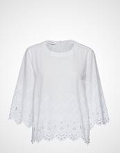 Gerry Weber Edition Blouse 3/4-Sleeve Bluse Langermet Hvit GERRY WEBER EDITION