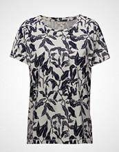 Signal T-Shirt/Top T-shirts & Tops Short-sleeved Multi/mønstret SIGNAL