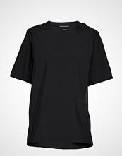 Houdini Weather Tee T-shirts & Tops Short-sleeved Svart HOUDINI