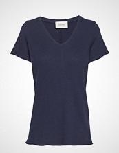 American Vintage Sonoma T-shirts & Tops Short-sleeved Blå AMERICAN VINTAGE