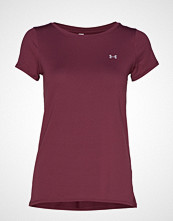 Under Armour Ua Hg Armour Ss T-shirts & Tops Short-sleeved Lilla UNDER ARMOUR