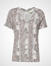 Notes du Nord Dallas T-Shirt P Bluse Kortermet Multi/mønstret NOTES DU NORD
