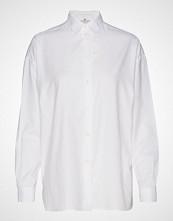 Lexington Clothing Edith Lt Oxford Shirt Langermet Skjorte Hvit LEXINGTON CLOTHING