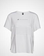 Adidas by Stella McCartney Run Loose Tee T-shirts & Tops Short-sleeved Hvit ADIDAS BY STELLA MCCARTNEY
