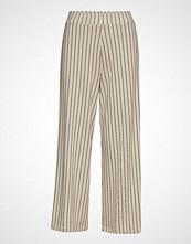 Gina Tricot Ylva Culotte Trousers Vide Bukser Beige GINA TRICOT