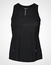 Craft Nanoweight Singlet W T-shirts & Tops Sleeveless Svart CRAFT