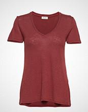 American Vintage Kobibay T-shirts & Tops Short-sleeved Rød AMERICAN VINTAGE