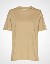 Envii Enbeverly Ss Tee 5310 T-shirts & Tops Short-sleeved Gul ENVII