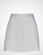 J. Lindeberg Golf W Chloe Skirt Light Poly Kort Skjørt Hvit J. Lindeberg Golf