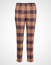 Marc O'Polo Woven Pants Bukser Med Rette Ben Brun MARC O'POLO
