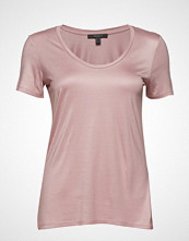 Esprit Collection T-Shirts T-shirts & Tops Short-sleeved Rosa ESPRIT COLLECTION