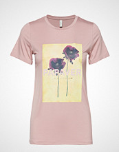Soyaconcept Sc-Marica Fp T-shirts & Tops Short-sleeved Rosa SOYACONCEPT
