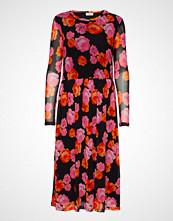 Modström Ray Print Dress Knelang Kjole Multi/mønstret MODSTRÖM