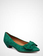 Billi Bi Shoes 8029 Ballerinasko Ballerinaer Grønn BILLI BI