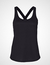 Under Armour X-Back Tank T-shirts & Tops Sleeveless Svart UNDER ARMOUR