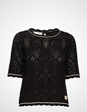 Odd Molly Good Gracious Sweater Bluse Kortermet Svart ODD MOLLY