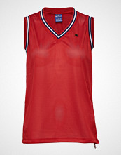 Champion Rochester Tank Top T-shirts & Tops Sleeveless Rød Champion Rochester