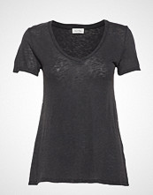 American Vintage Kobibay T-shirts & Tops Short-sleeved Svart AMERICAN VINTAGE
