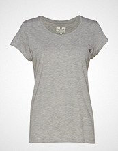 Lexington Clothing Ashley Jersey Tee T-shirts & Tops Short-sleeved Grå LEXINGTON CLOTHING