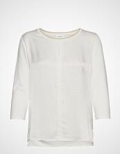 Gerry Weber T-Shirt 3/4-Sleeve R Bluse Langermet Creme GERRY WEBER