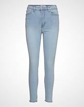 Mango High Waist Skinny Noa Jeans Skinny Jeans Blå MANGO