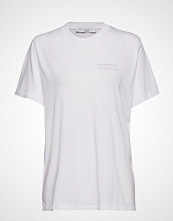 Iro Balko T-shirts & Tops Short-sleeved Hvit IRO