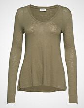 American Vintage Kobibay T-shirts & Tops Short-sleeved Grønn AMERICAN VINTAGE