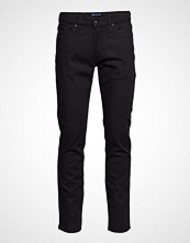 Levi's Made & Crafted Lmc 511 Lmc Black Rinse 1 Slim Jeans Svart LEVI'S MADE & CRAFTED