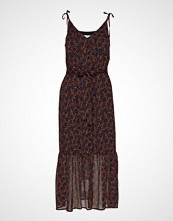 Gestuz Alminagz Long Dress Ma19 Knelang Kjole Multi/mønstret GESTUZ